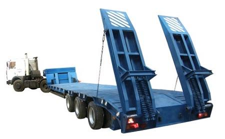 Трал ТехноДом г.п. 40 тонн новый Недорого