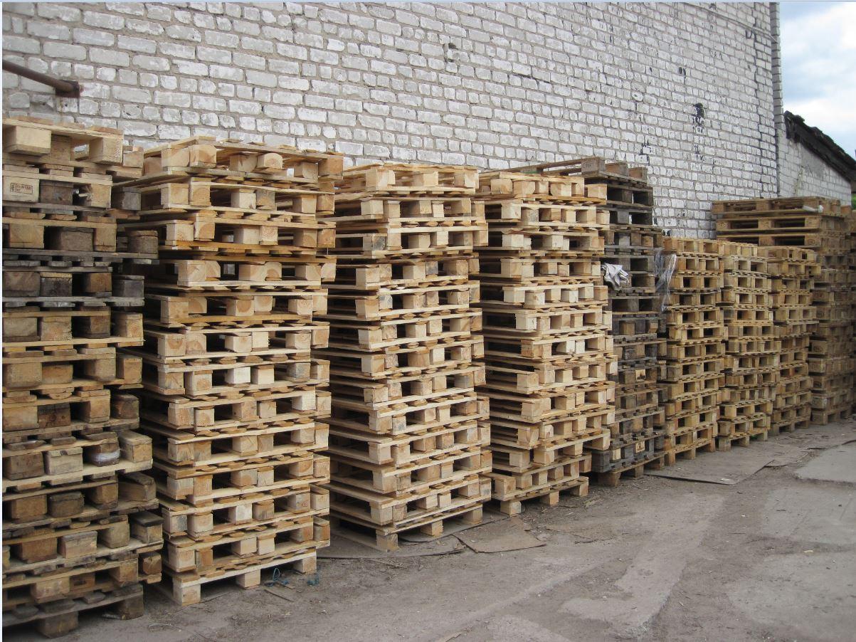 Постоянно покупаем поддоны деревянные
