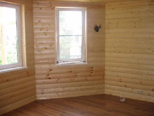 Блок хаус Сосна 250рубм.Кв.