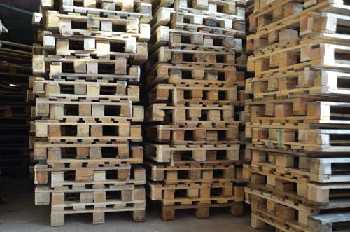 Поддоны деревянные бу и новые