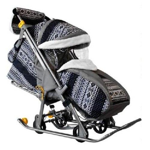 Санки-коляска Galaxy Kids 1 Финляндия