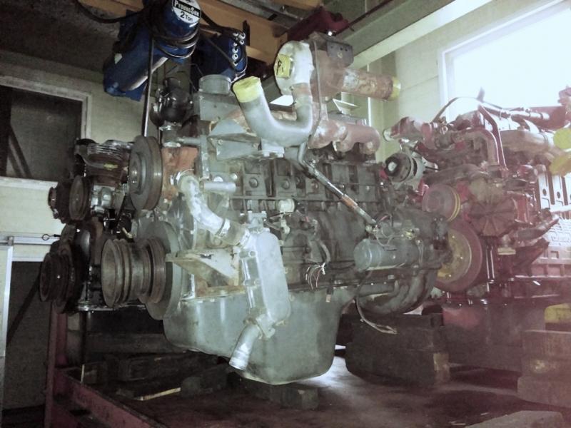 Двигатель дизельный Doosan Daewoo DV11 TIER-3