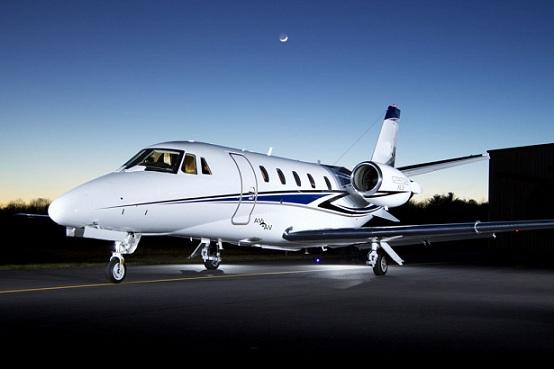 Осуществление деловых перелетов частным самолетом в Грузии