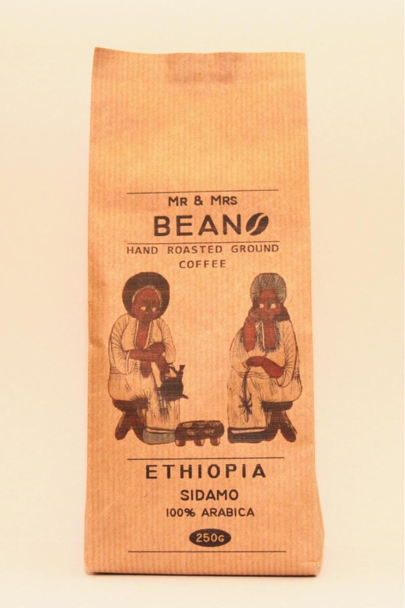 Продаем кофе сортов элитной арабики Сидамо и Лиму из Эфиопии