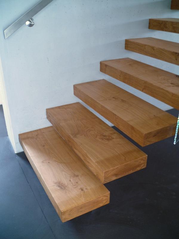 стильные больцевые лестницы