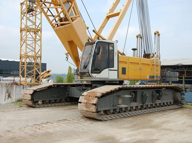 Аренда гусеничного крана 100 тонн, 160 тонн, 200 тонн Екатеринбург