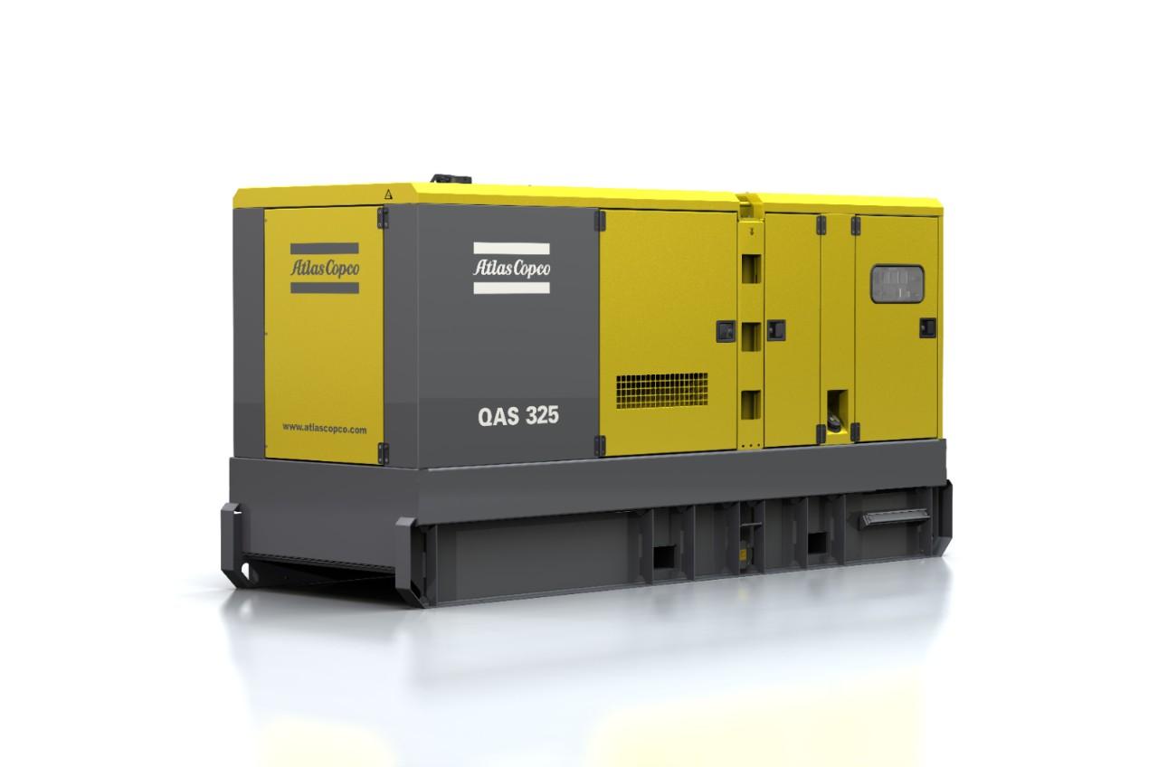 Предоставляем в аренду дизельный генераторы 33-400 кВт  Атлас Копко