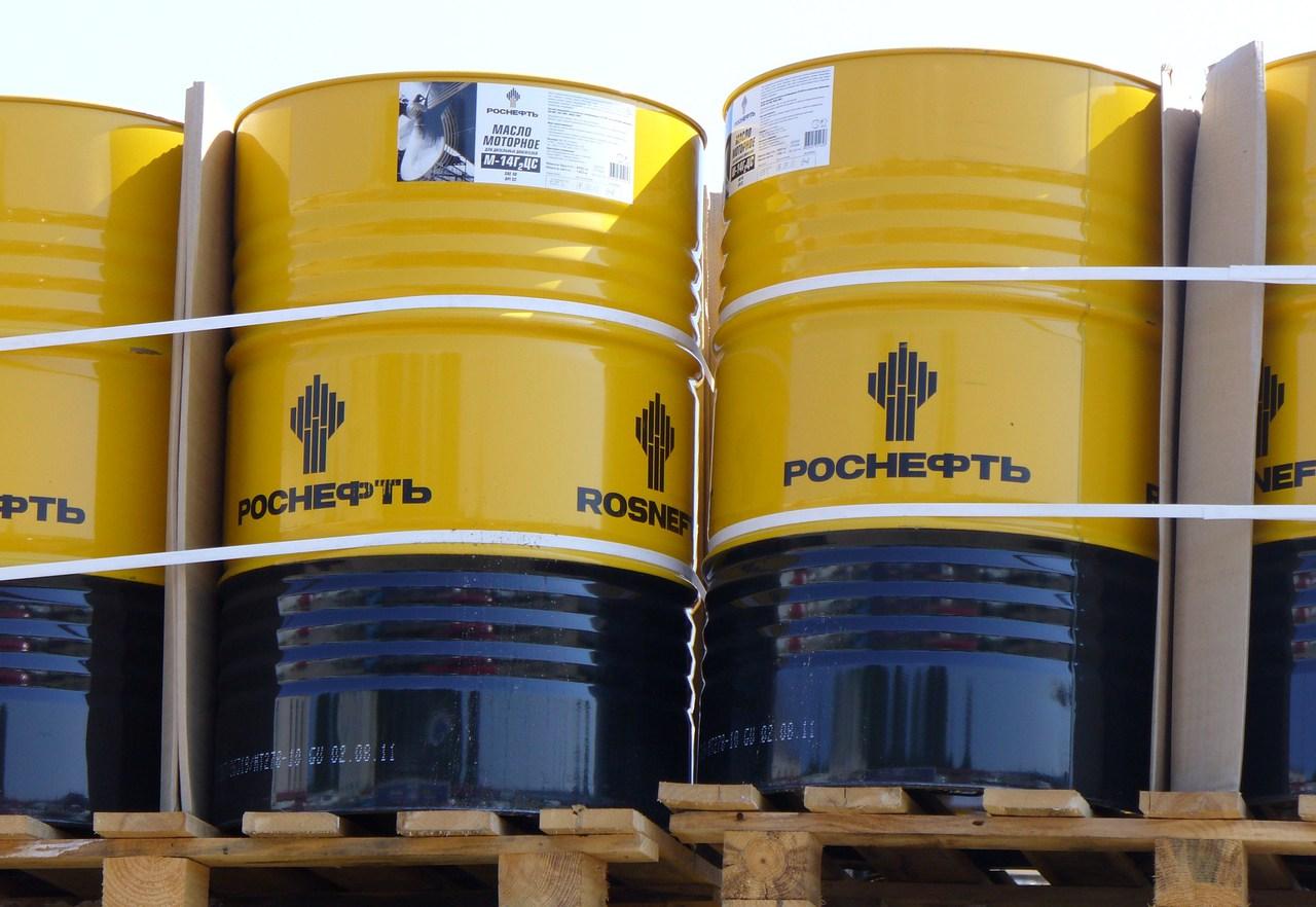 Реализуем масла Роснефть в Монголию, Китай, Казахстан
