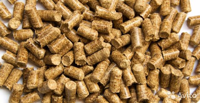 Пеллеты Топливные гранулы