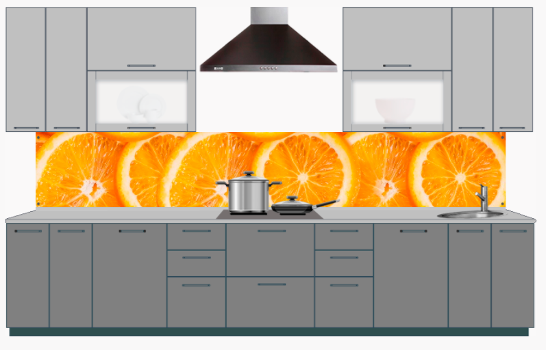Стеновые фото панели с фото, фартуки для кухни