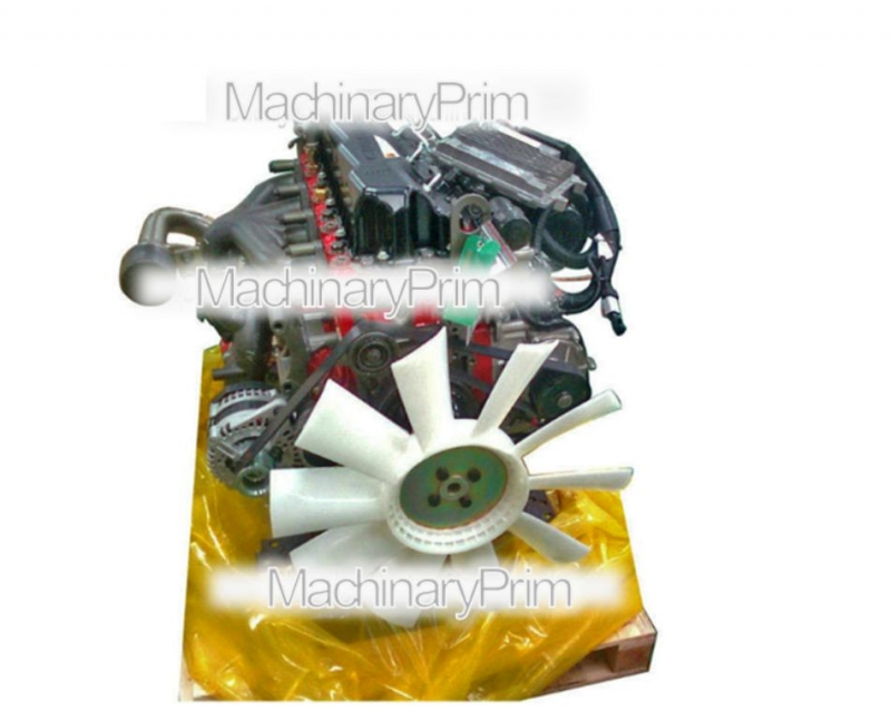 Двигатель Cummins ISF3.8