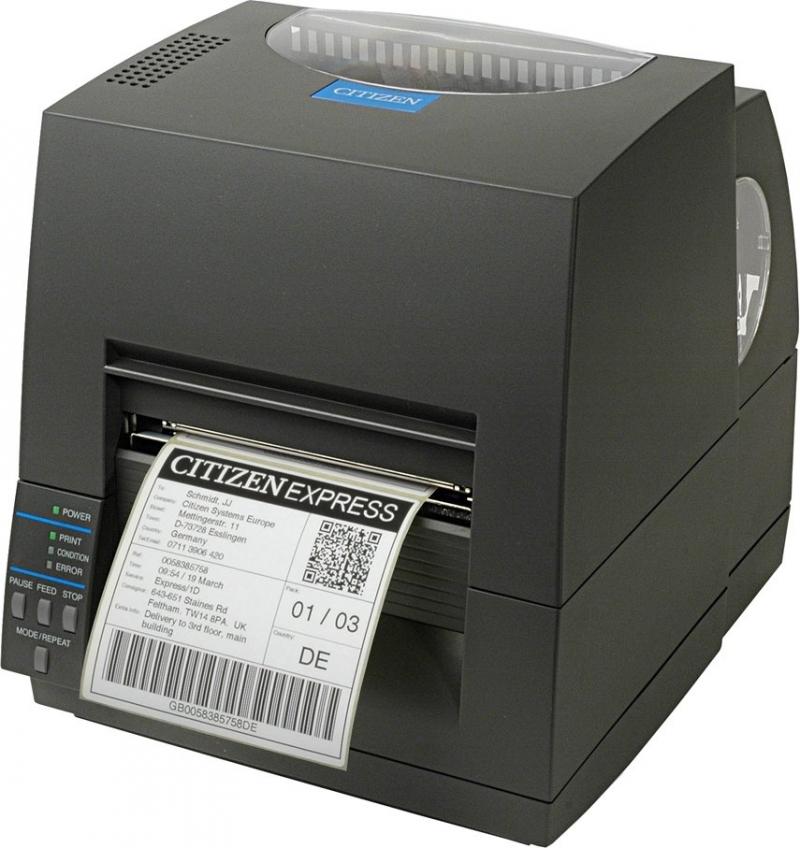 Принтер этикеток штрих-кодов CITIZEN CLP-631