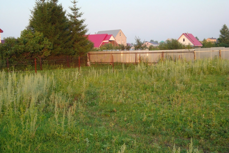 Продается земельный участок в д. Осоргино для жилищного строительства.