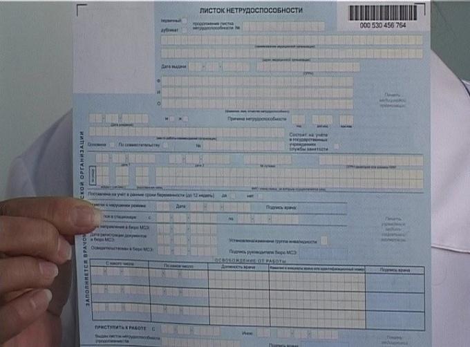 Купить больничный лист медицинские справки в Кирове