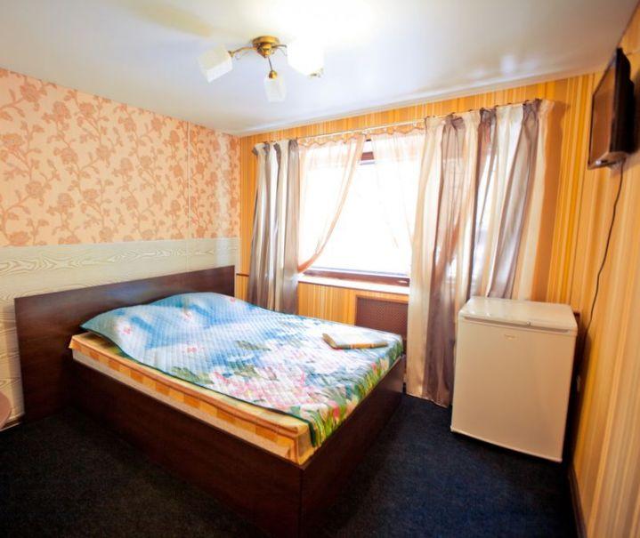 Уютные номера гостиницы в Барнауле теплые интерьеры
