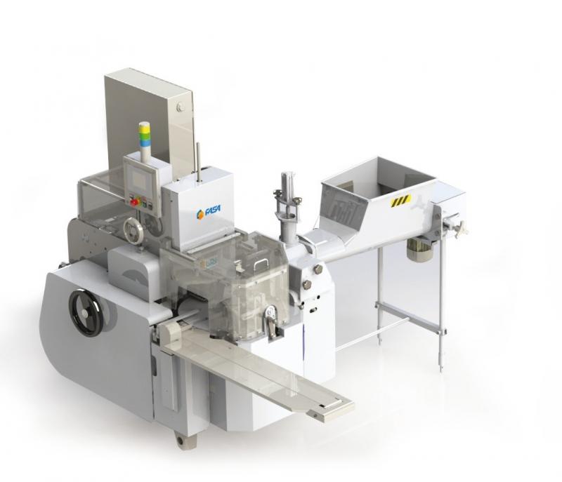 Автомат фасовки сливочного масла, спреда, творога АРМ