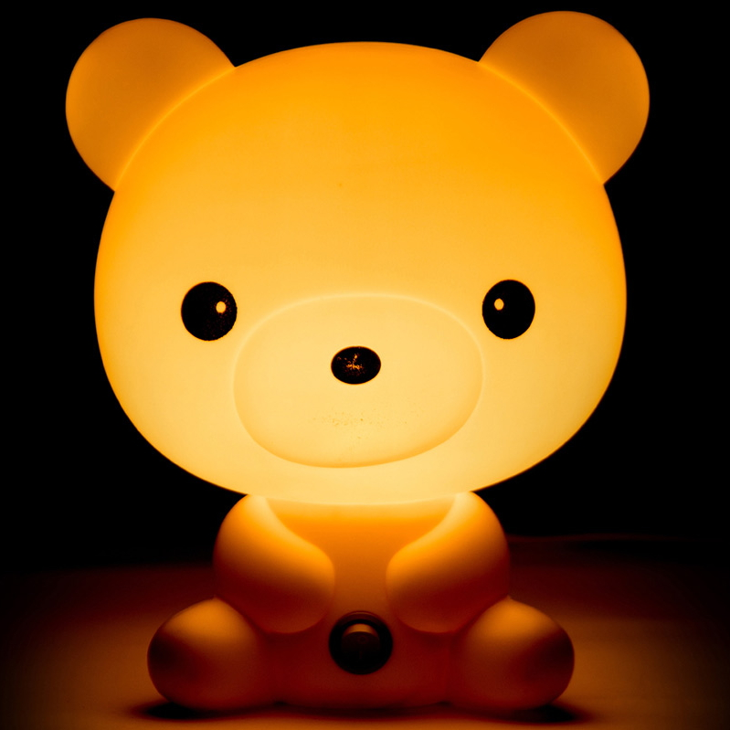 Детский ночник Большой Медвежонок