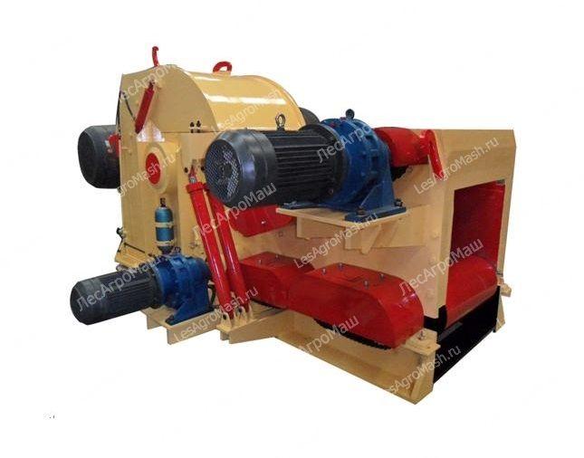 Барабанная рубительная машина щепорез БМР-110 - от Производителя