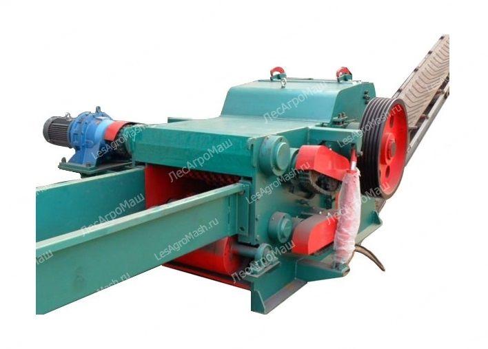 Барабанная рубительная машина щепорез БМР-30 - от Производителя