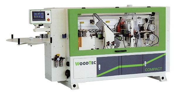 Станок для облицовывания кромок WoodTec Compact