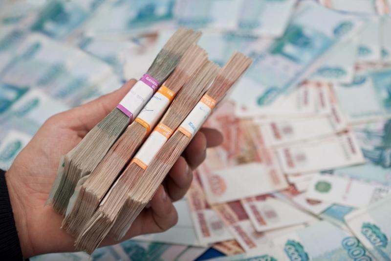 Финансовая помощь от частного лица.