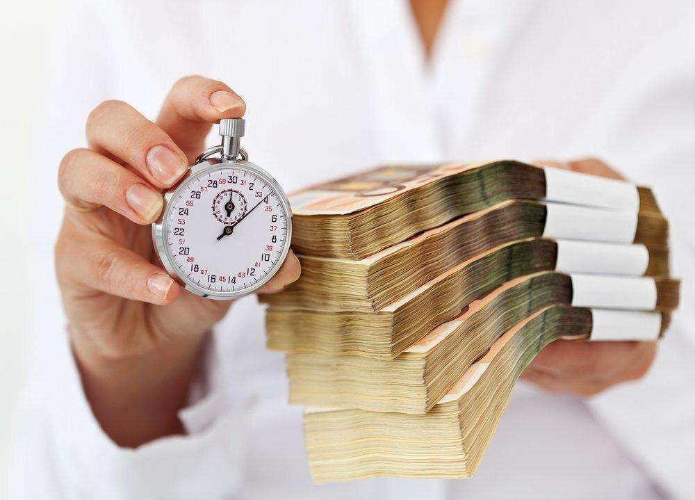 Дам собственные средства в долг получение в день обращения. Рф все регионы