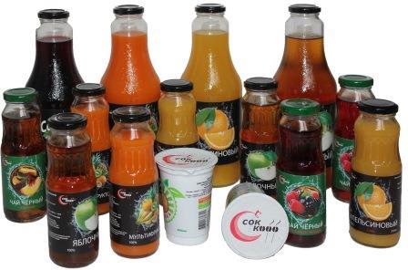 ООО ЦЕНТРАЛКО газированные напитки, соки и вода