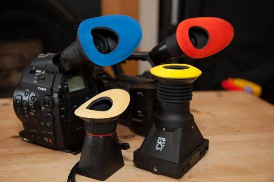 Наглазники для камер Алекса