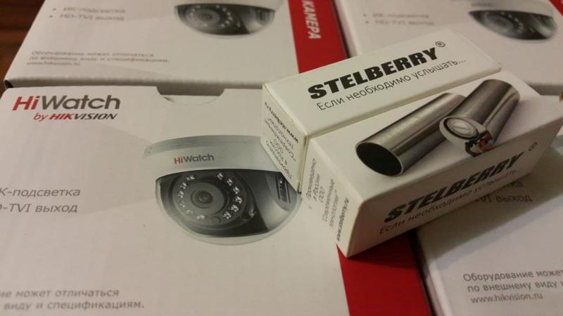 Видеонаблюдение, контроль доступа, домофоны, охранная сигнализация